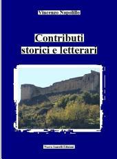 Contributi storici e letterari