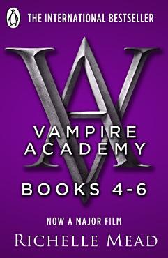 Vampire Academy Books 4 6 PDF