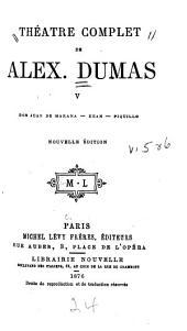 Théâtre complet: Volumes5à6