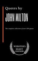 Quotes by John Milton PDF
