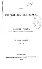 The convent and the harem: Volume 2