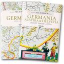 Atlas Maior Of 1665 Germania Austria Helvetia