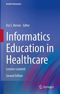 Informatics Education in Healthcare PDF