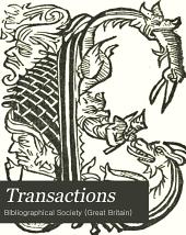 Transactions: Volume 4
