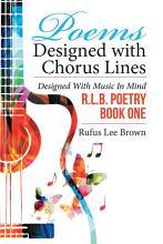Poems Designed with Chorus Lines PDF