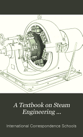 A textbook on steam engineering ...