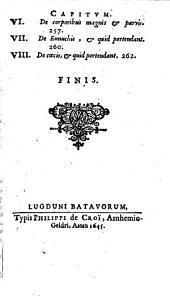 Physiognomoniae coelestis libri sex