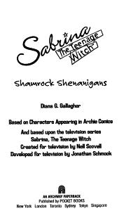 Shamrock Shenanigans PDF