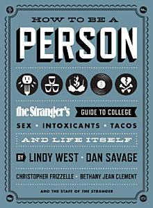 How to Be a Person Book