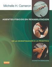 Agentes físicos en rehabilitación: De la investigación a la práctica, Edición 4