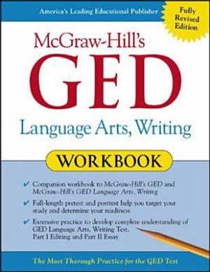 McGraw Hill s GED Language Arts  Writing Workbook PDF