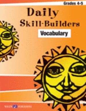 Daily Skill Builders  Vocabulary 4 5 PDF