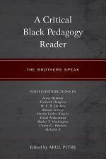 A Critical Black Pedagogy Reader