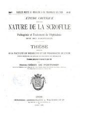 Thèse présentée à la Faculté de médecine et de pharmacie de Lyon: Volume2