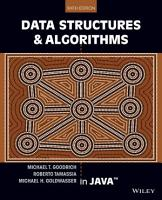 Data Structures and Algorithms in Java  6th Edition PDF