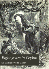 Eight years in Ceylon