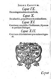 Rudimenta lingvae graecae, ex primo libro Institutionum Jacobi Gretseri (etc.)