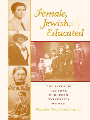 Female  Jewish  and Educated