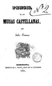 Pensil de las musas castellanas