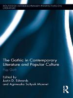 The Gothic in Contemporary Literature and Popular Culture PDF