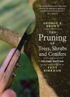 The Pruning of Trees  Shrubs and Conifers PDF