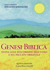 GENESI BIBLICA - Nuova luce sull'origine dell'uomo e sul peccato originale