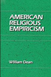 American Religious Empiricism