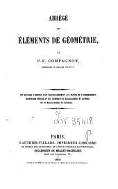 Abrégé des éléments de géométrie