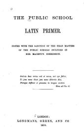 The Public School Latin Primer