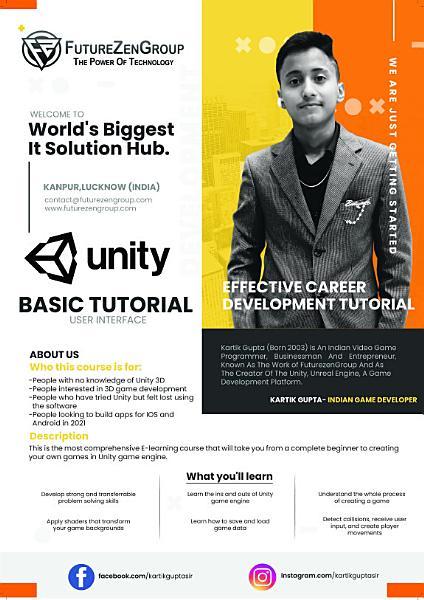 Unity Basic Tutorial For Beginners