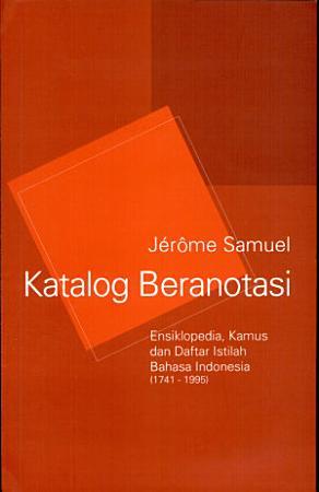 Katalog beranotasi PDF