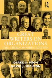 Great Writers on Organizations: The Third Omnibus Edition, Edition 3