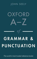 Oxford A Z of Grammar and Punctuation