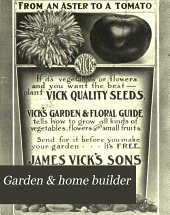 Garden and Home Builder: Volume 9