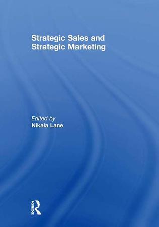Strategic Sales and Strategic Marketing PDF