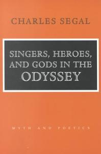 Singers  Heroes  and Gods in the Odyssey PDF