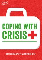Coping with Crisis  Learning the lessons from accidents in the Early Years PDF