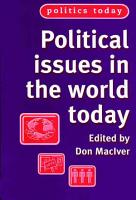 Political Issues in the World Today PDF