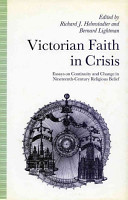 Victorian Faith in Crisis PDF