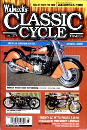 WALNECK'S CLASSIC CYCLE TRADER, MARCH 2005