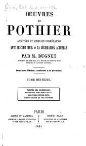 Œuvres de Pothier: Volume8