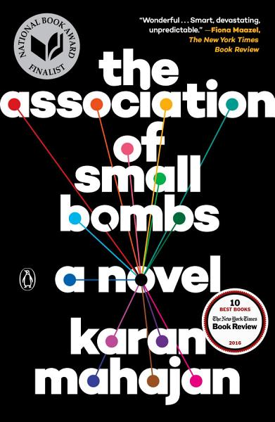 Download The Association of Small Bombs Book