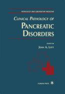 Clinical Pathology of Pancreatic Disorders