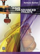 Scales for Advanced Violists: Viola Part