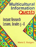 Multicultural Information Quests PDF
