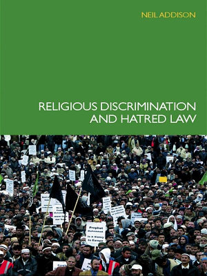 Religious Discrimination and Hatred Law PDF