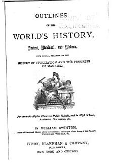 Outlines of the World s History Book