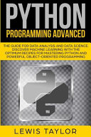 Python Programming Advanced PDF