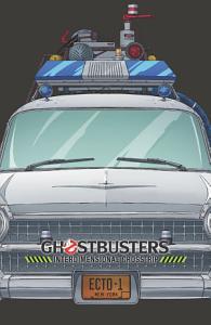 Ghostbusters  Interdimensional Cross Rip Book