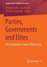 Parties  Governments and Elites PDF
